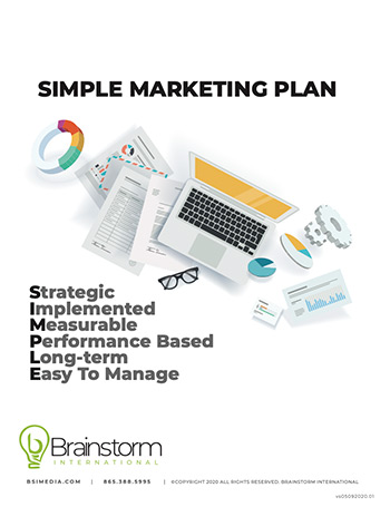 Simple Marketing Plan 350x